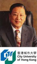 菱电发展名誉主席胡法光GBS, CBE太平绅士荣获香港城市大学颁授荣誉社会科学博士