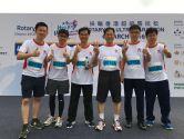 菱电发展集团参加扶轮香港超级马拉松2016