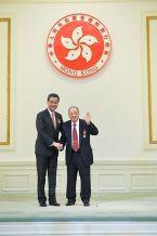 Grand Bauhinia Medal (GBM) Awarded to RDL Honorary Chairman, Dr. HU Fa-kuang, GBS, JP