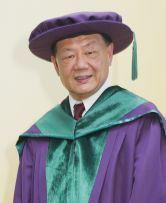 RDL Chairman, Mr. HU Shao Ming Herman, SBS, JP Received an Honorary Doctor of Social Science from the City University of Hong Kong
