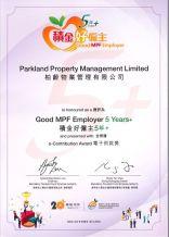 Good MPF Employer 5 Years+